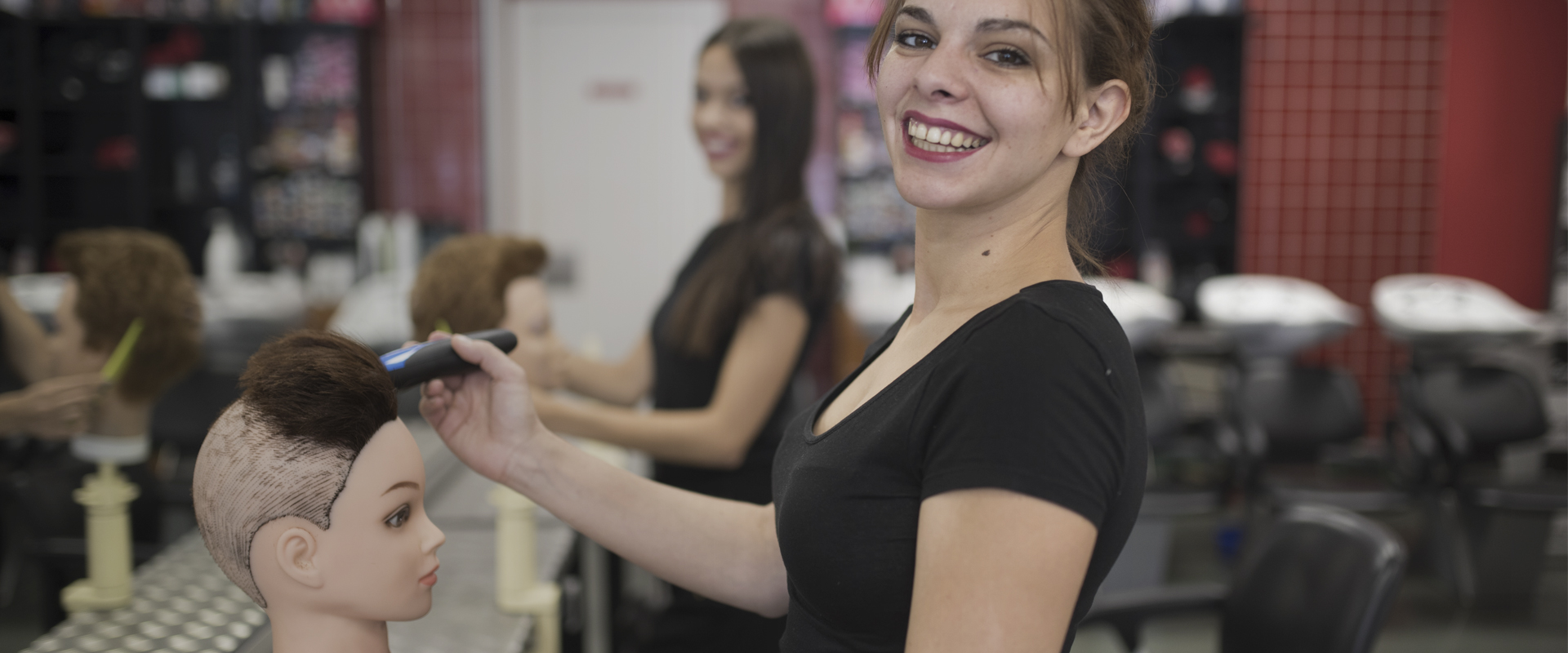 école de coiffure