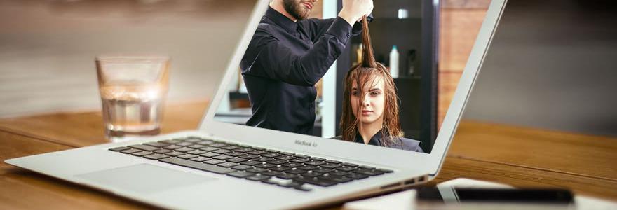 coiffure en ligne
